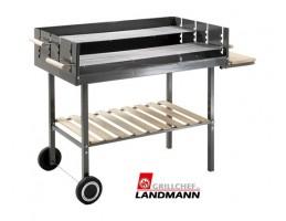 LANDMANN - Faszenes Party-grillkocsi 11475