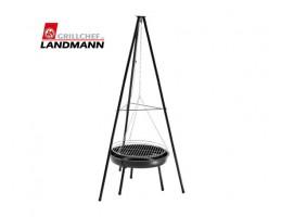 LANDMANN - Faszenes Lengőgrill 0543
