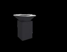 Broil King Faszenes grill - OFYR CLASSIC BLACK 85-100