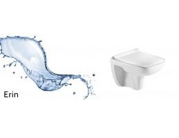 Wellis - Erin fali rimless WC