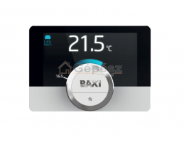 BAXI MAGO programozható szobatermosztát, Wi-Fi, BSB busz, Platinum készülékekhez