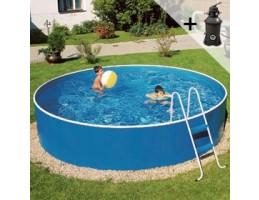 Wellis - Lagoon 360/90 Mistry merevfalú medence