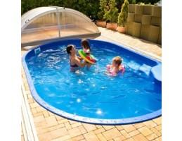 Wellis - Korfu úszómedence