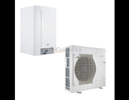 BAXI PBS-i 8 MR E WH2 levegő-víz hőszivattyú, kiegészítő fütés - elektromos, 230V, 8kW