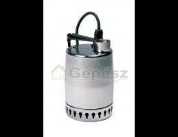 GRUNDFOS Unilift KP 350-A-1 szennyzettvíz szivattyú, 10m kábel, függ.úszókap, 230V