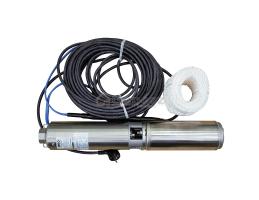 WILO Compact KTWU 4-0414 EM csőszivattyú, 25m kábellel, 1.1kW, 230V