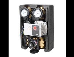 FixTrend motoros kevert fűtőköri egység, DN20 + WILO YONOS PARA 15/1-6