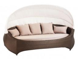 Spatrend - Corentine kanapé Boca Brown