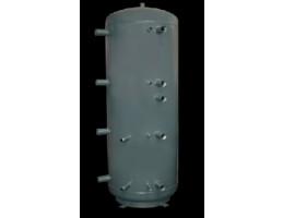 Concept 1WT-1500-00 puffertároló, 1 csőkígyóval, 1500 literes, D=1000mm