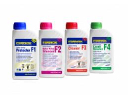 FERNOX Protector F1 inhibitor folyadék 100 liter vízhez, 500ml