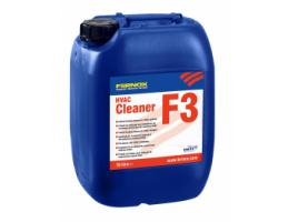 FERNOX HVAC Cleaner F3 tisztító folyadék 2000 liter vízhez, 10 liter