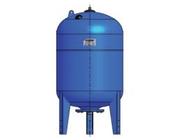 """GITRAL GBV-300 hidrofor tartály, kék, álló, 300l, 6/4"""", 8bar, -10°C...+99°C"""