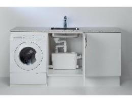 GRUNDFOS Sololift2 C-3 kompakt szennyvízátemelő szivattyú, 230V