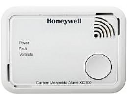 HONEYWELL XC100 szén-monoxid(CO) vészjelző, 10 év, 90dB, (EN50291:1-2010)