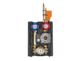 FixTrend termosztatikus kevert köri egység, DN20 + WILO RS 16/6-3