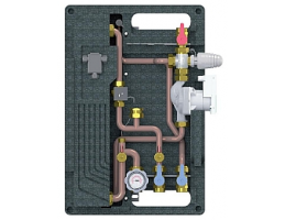 FixTrend T_FAST-I 35 fűtő frissvíz modul Wilo RS 15/6-3 KU szivattyúval