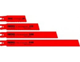 REMS Univerzális fűrészlap, HSS-Bi, piros, 5db, 200mm