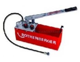 ROTHENBERGER RP50-S próbapumpa
