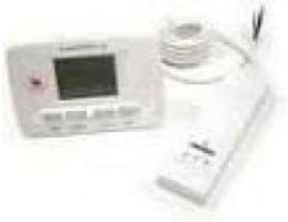 SAUNIER DUVAL Exacontrol E7 RB rádió termosztát,vezeték nélküli,heti prg,HMV,mod