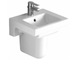 ALFÖLDI 5102/L1 Liner kézmosó, Easyplus, fehér, 45x37cm