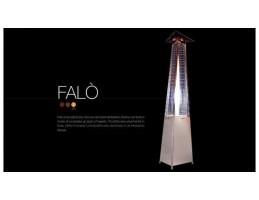 Teraszfűtés - Italkero Faló teraszfűtés - 12KW Manuális vezérlés