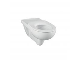 KOLO Rimfree Nova Pro mélyöblítésű fali WC,mozgássérült részére,fehér,355x700mm