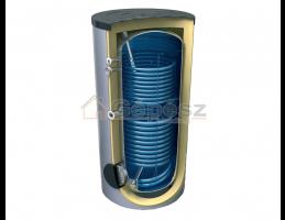 BOSCH AS 400 DUO zománcozott indirekt tároló 2 csőkígyóval, PU szig., 388l, D650mm
