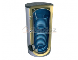 BOSCH HP500DUO indirekt fűtésű melegvíztároló, 2 csőkígyó, 500l