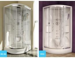 Kolpa San - Melba 100 100x100 Simple zuhanykabin