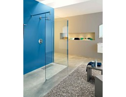 Kolpa San - Corona TK OPEN 140x90 - J NANO SAN PREMAZ szögletes zuhanykabin
