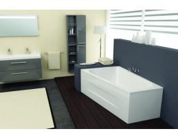 Kolpa San - Beatrice-D 170x110 (70) beépíthető aszimmetrikus fürdőkád