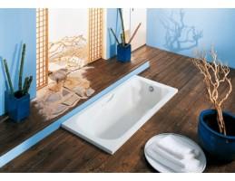 Kolpa San - Valis 170/O 170x80 egyenes fürdőkád Vízmasszázs I.