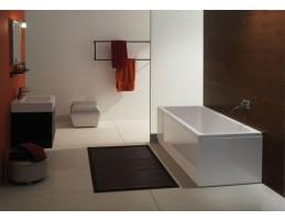 Kolpa San - Elektra 170x75 egyenes fürdőkád Vízmasszázs I.