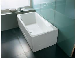 Kolpa San - Norma 190/O 190x95 beépíthető egyenes fürdőkád Vízmasszázs I.