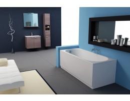 Kolpa San - Tamia 180x80 beépíthető egyenes fürdőkád
