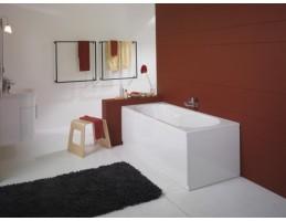 Kolpa San - Ester 130x70 egyenes fürdőkád