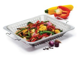 Broil King - Grill wok - rozsdamentes